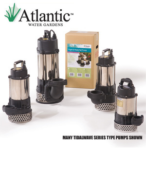 Tidalwave Atlantic Pond Pumps