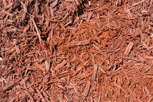 Forest Brown Dyed Mulch